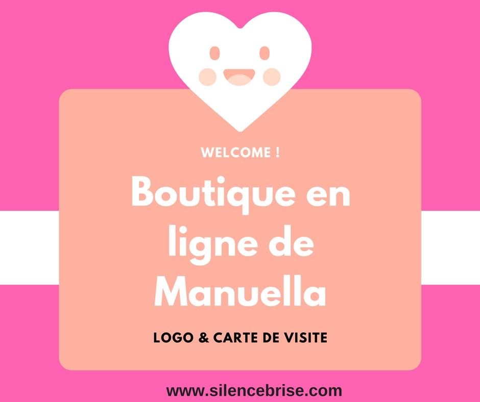 Boutique De Logo Et Carte Visite