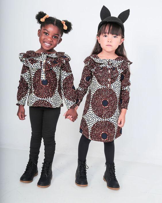 50 tenues en pagne pour hommes femmes et enfants manuella style. Black Bedroom Furniture Sets. Home Design Ideas