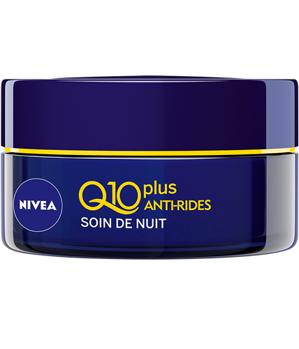 Soin de Nuit ANTI-RIDES Q10plus Nivea